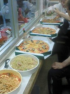 ピザ&パスタ