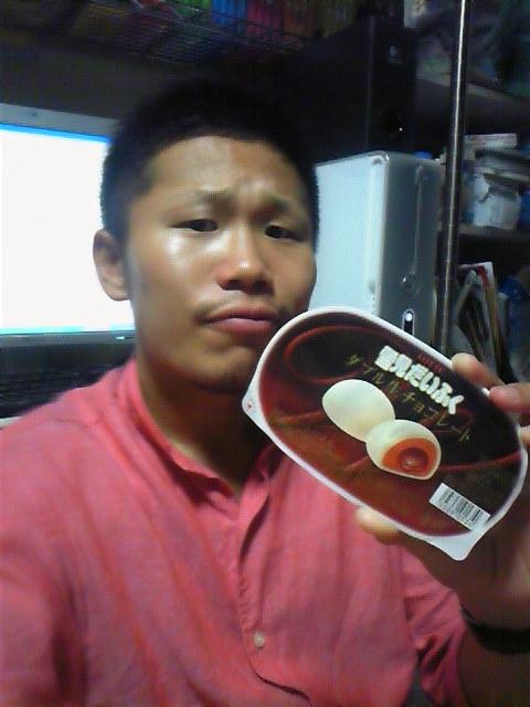 ダブル生チョコレート
